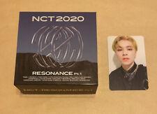 NCT 2020 Resonance Part 1 Past w Xiaojun Photocard