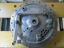 Norton motorcycle front hub, with Japanese TLS brake plate & shoes