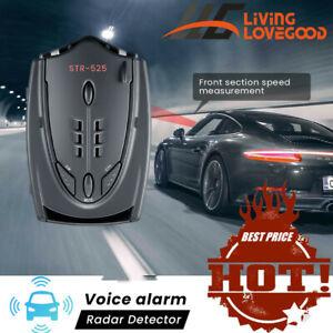STR-525 Car Laser Radar Safe Ultra Long Range  Vehicle Detector Voice Alert Tool