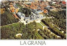 Spain La Granja Segovia Palacio Vista aerea Palace