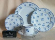 Rosenthal Blue Elegance 5 Piece Place Setting *New*
