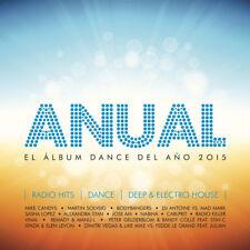 ANUAL 2015 3CD 60T (dimitri vegas,dj antoine,scooter,cascada,vassy,bob sinclar)