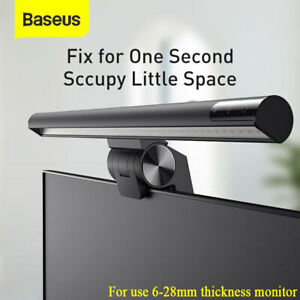 Baseus LED Lamp Desk Lamp USB Screen Dimmable Computer Monitor Screen Lamp Youth