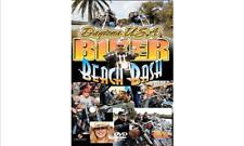 Biker Beach Bash: Daytona U.S.A. NEW Wayne Jennings Rich Bazenella Sealed DVD ##