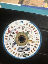Jeu Nintendo WII U - NEW SUPER MARIO BROS U En Bon État Fr