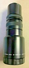 NEW TV / Camera Zoom Lens Japan 18 - 108 mm / F 2.5 AVT Camera, CCTV,  & More