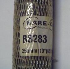 """BARE B8283 FULL SPLINED 10"""" (250mm) SHAFT 1-3/8"""" x 6 Spline High Tensile Grade 8"""