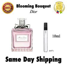 Miss Dior - Blooming Bouquet 10ml Eau De Toilette EDT Sample Travel Atomizer