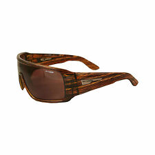 ARNETTE BARN BURNER SUNGLASSES AN4133 2025/73 BROWN STRIPED HAVANA FRAME NEW