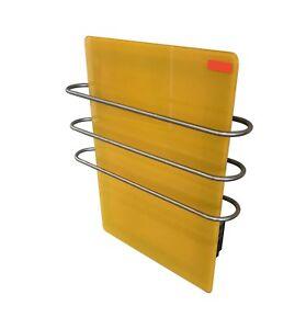 Infrared Towel Rail Panel Yellow 500W