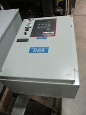 Zenith Automatic Transfer Switch Ztg2k10ec 5 100a 480v 3ph 60hz Used