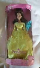 Disney Store Princess Collection Belle Doll Box has issues,  Doll is perfect