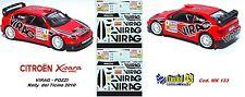 Citroen   XSARA WRC   - VIRAG   - Rally TICINO  2010