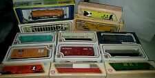 13SUMMER SPECIAL-THIS IS THE REAL DEAL-13 Bachmann-*NEW* H O Scale Railroad CARS