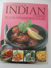 Complete Book of Indian Cooking by Shehzad Husain, Rafi Fernandez