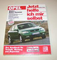 Reparaturanleitung Opel Astra G / Astra G Caravan - ab Baujahr 1998