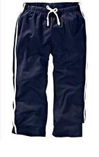 Wadenlange Damen-Hosen aus Baumwollmischung