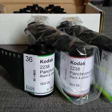35mm-Kodak 2238 Panchromatic Black & White film, 36 exp (*5 rolls)