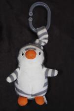Little Jellycat Five Inch Shiver Penguin Jitter Vibrating Pram Toy