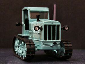 SHTZ-NATI First Soviet Farm Caterpillar Tractor 1937 Year 1:43 Scale HACHETTE