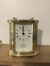 Franz Hermle Brass Mantle Clock