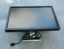 "Sony SDM-P234 23"" Widescreen Lcd Color Computer Display Monitor DVI-D Vga Cables"