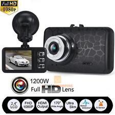 "2.4"" LCD HD 1080P Car DVR Video Camera Recorder G-Sensor Dash Cam Night Vision"