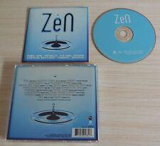 CD ALBUM COMPILATION ZEN 20 TITRES 2000 MOBY ERA ADIEMUS ENIGMA VANGELIS YANNI