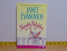 Naughty Neighbor by Janet Evanovich (2008, Paperback) Ex-Library