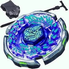 Ray Gil Metal Masters 4D Beyblade BB-91 STARTER SET w/ Launcher & Ripcord!
