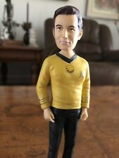"Westland Star Trek 7.5"" Kirk Bubble Figurine Statue No. 21810 In Box"
