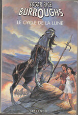 C1 Rice Burroughs LE CYCLE DE LA LUNE Lefrancq COMPLET Port Inclus France Metro