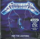 Metallica Ride the Lightning CD. Brand New and Sealed. DigiPak. Remastered!