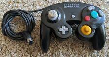 Black Nintendo GameCube Controller - DOL-003 - Tested - OEM Official