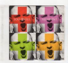 (IT104) Soul II Soul, Represent - 1997 DJ CD