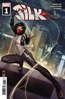 Silk #1 Stonehouse Cover Marvel Comics 2021