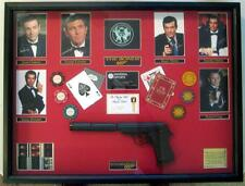 James Bond 007 Walther PPK Spectre Skyfall Sean Connery Limited Edition Art
