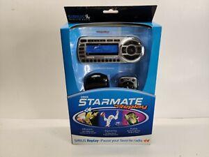Sirius Starmate Replay ST2 Satellite XM Radio Receiver & Car Kit