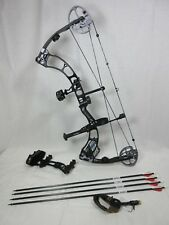 """G5 Prime Ion Right Hand Compound Bow Black 29"""" 60 - 70# Complete Package"""