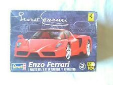 Enzo Ferrari Red Revell New opened box.