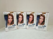 4 CLAIROL ROOT TOUCH-UP #6 LIGHT BROWN 1 APPLICATION EACH MM 18834