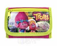 Sponge Bob Square Pants Tri-Fold Mini Yellow Wallet Kids Back to School Supply