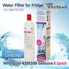 WHIRLPOOL  FRIDGE WATER FILTER 4396508 GENUINE MODEL