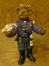 Boyds Shoebox Bears #3241 Prince Bearycharming NEW/Box From Retail Store Jointed