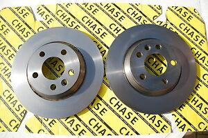 Seat Alhambra 2.8V6 00-06 (294mm Discs)  New Rear Brake Discs