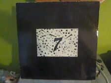 PRIVATE PRESSING JAZZ FUSION LP RECORD GEORGE SOPUCH SEVEN PRIVATE JAZZ FUSION