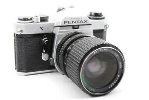 Pentax KX SLR Caméra Corps # 926 + RMC Tokina 35-70 ㎜ F/3.5 Caméra Lentille #927