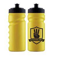 Official 3 Wheeling Water Bottle - Twin Pack Sports Bottle x 2 - 3 Wheeling