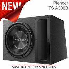 Pioneer A-Series Car Subwoofer Bass Box Enclosure│12″/30cm│1500W Max Power│2 Ohm