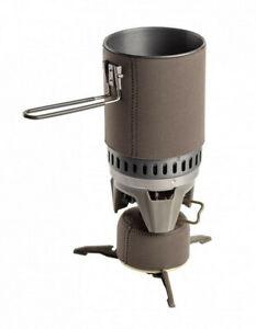 Rechaud Set de cuisson 1 litre avec réchaud à gaz Tac-Boil jetboil